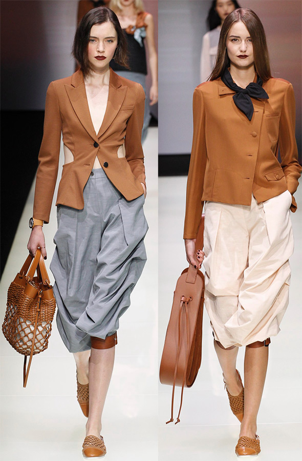 Женские пиджаки и жакеты Emporio Armani