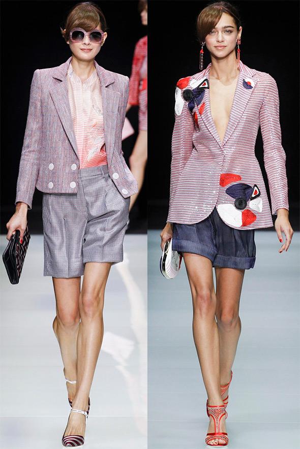 Женские пиджаки и жакеты Giorgio Armani