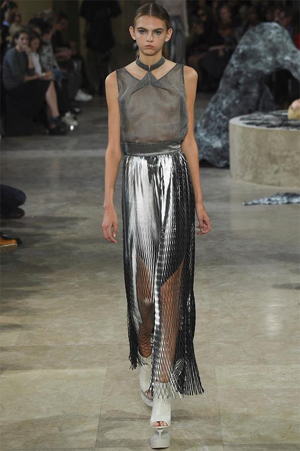 Модные тенденции – сетка