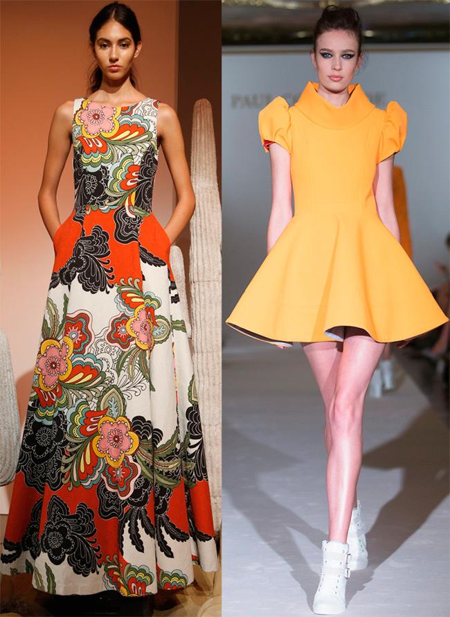 Модные летние платья - 2016