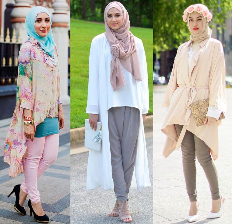 Модно одеваться мусульманки