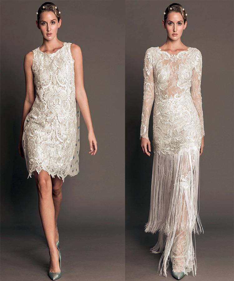 Свадебные платья осень 2016 зима 2017