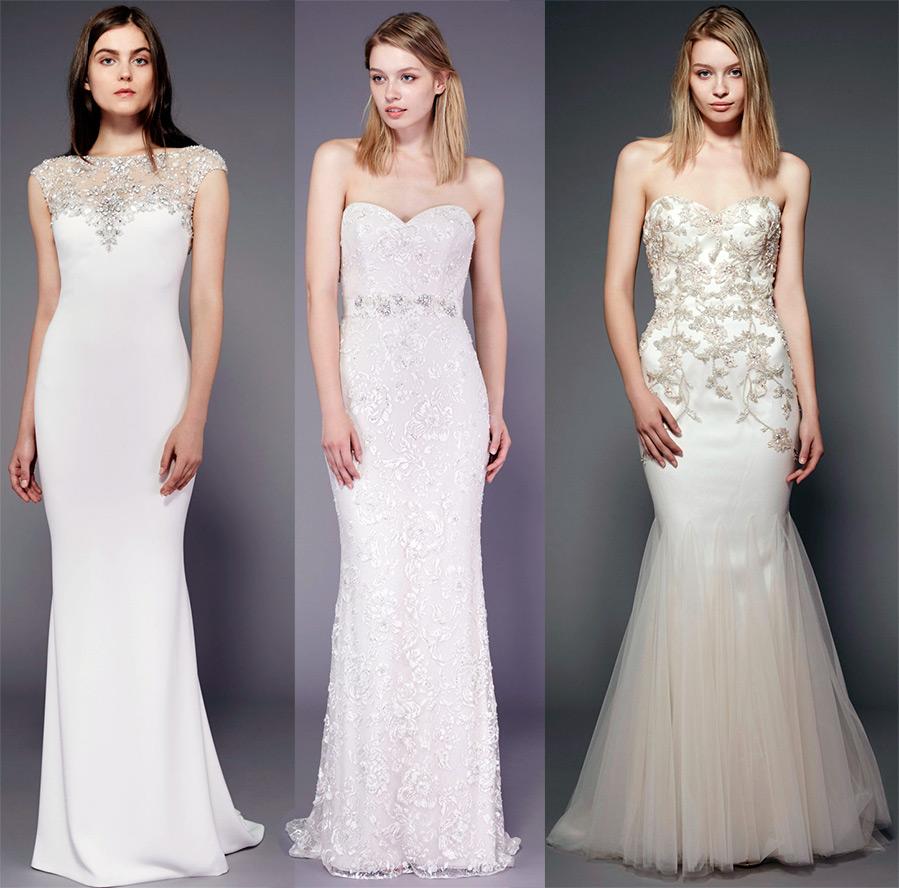 Свадебные платья 2016-2017 и альтернативные наряды на свадьбу