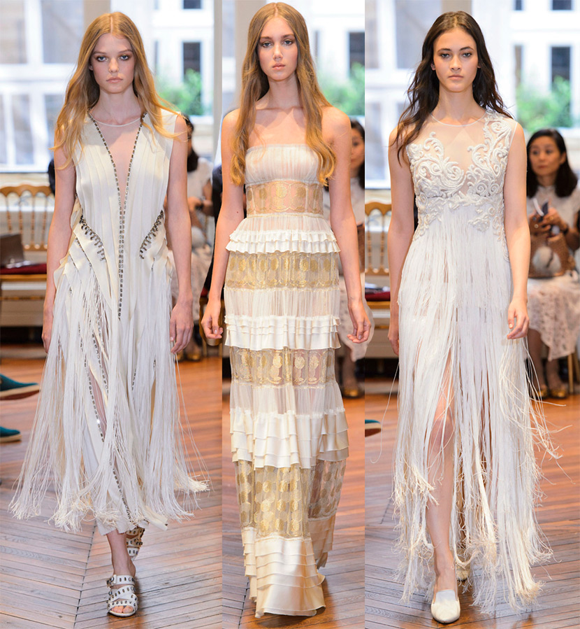 Модные и красивые свадебные платья 2017. Фото