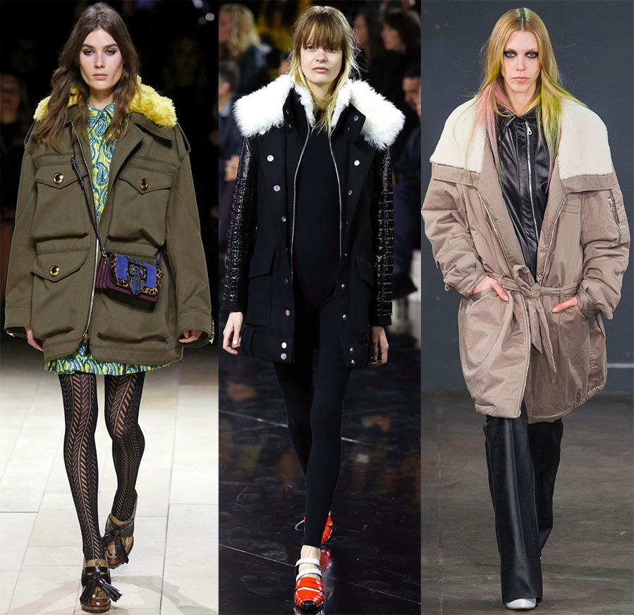 Куртки модные осенью 2017 женские