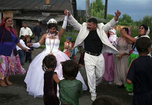 Цыганская старая свадьба