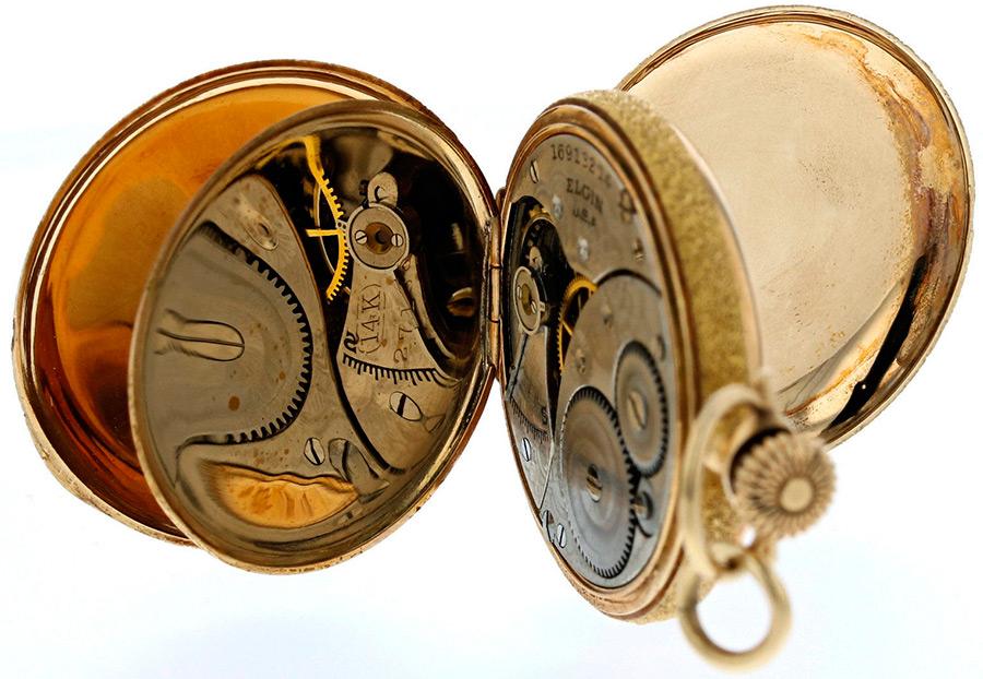 Купить часы на цепочке женские