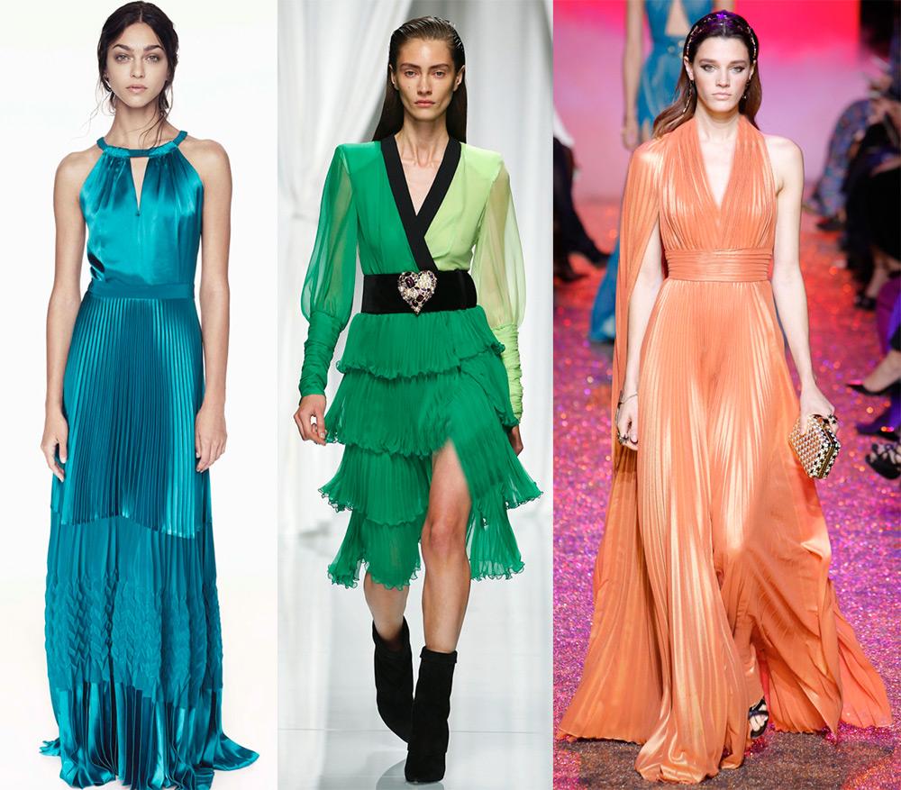 Женская одежда весна-лето 2017