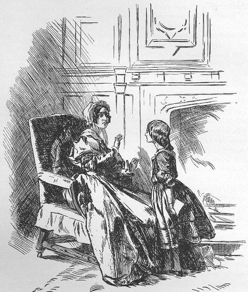 История моды и костюм в период романтизма