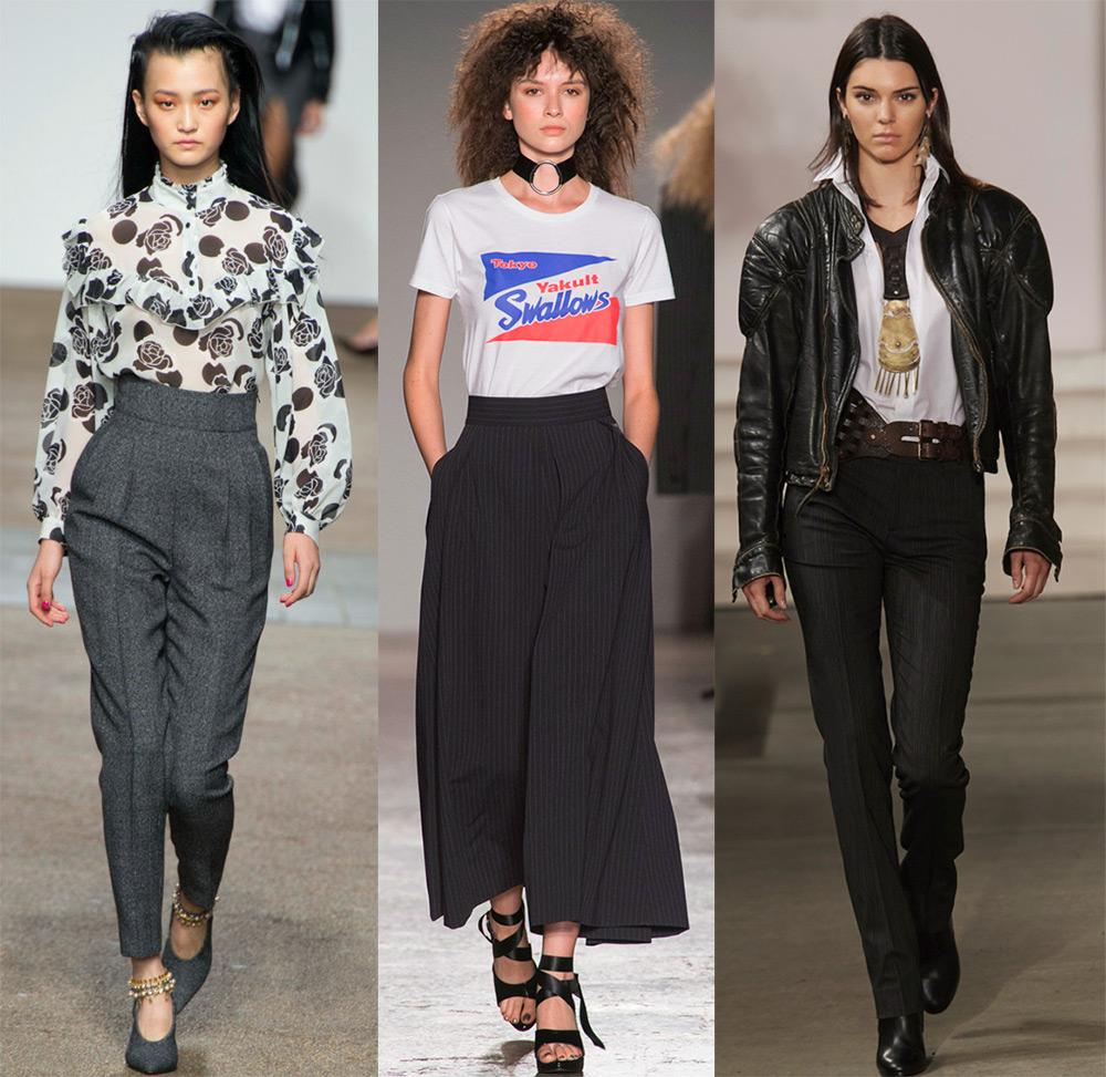 Брюки Модные Тенденции Доставка