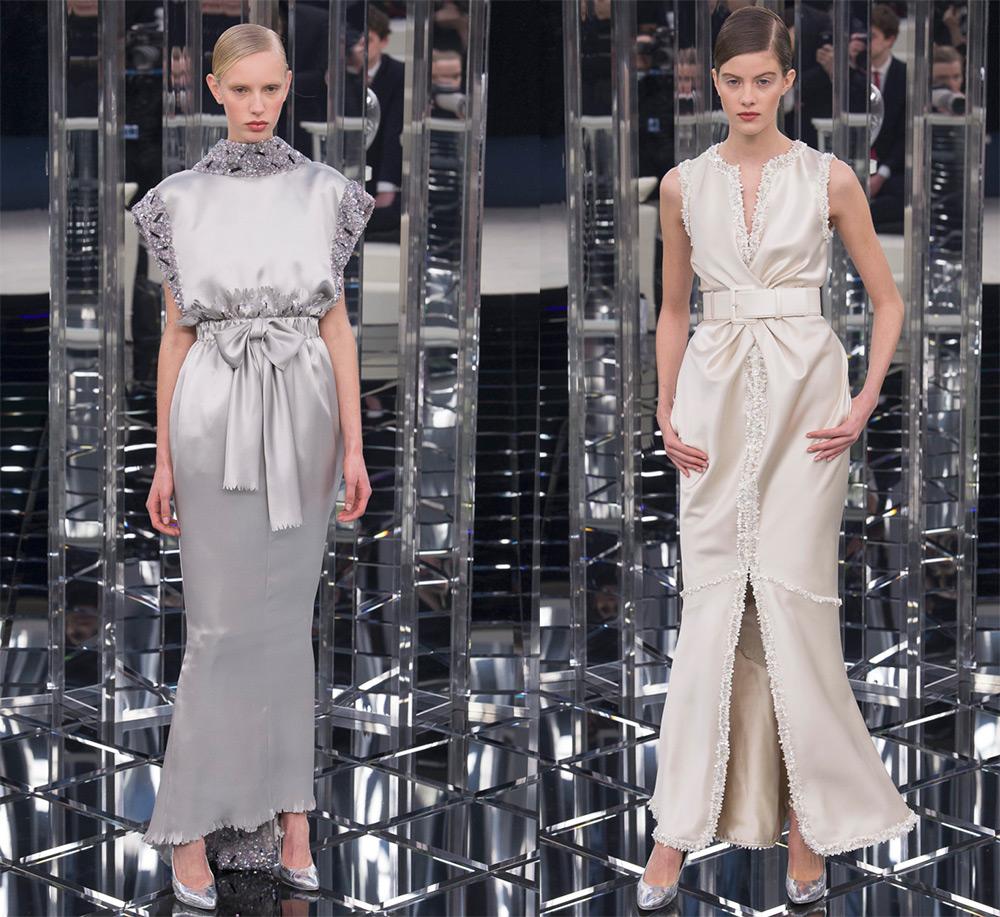 Платье шанель 2017
