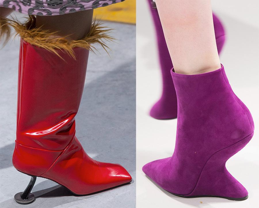 Женская обувь зима осень